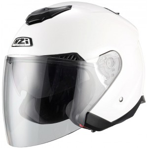 Casco NZI AVENEW DUO WHITE