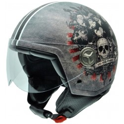 Casco NZI Zeta Popeye FINISH