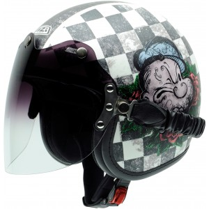 Casco NZI ROLLING DUO Popeye Flag