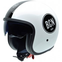 Casco NZI ROLLING SUN BCN CORPORATIVE WHITE
