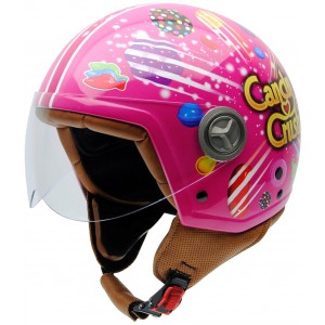 Casco NZI Zeta Candy Crush X-PLOSION