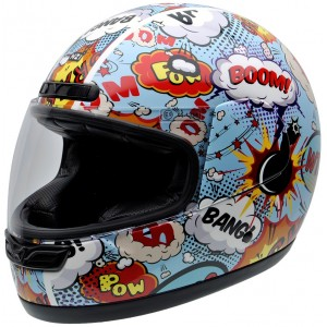Casco NZI Activy Junior BOOM
