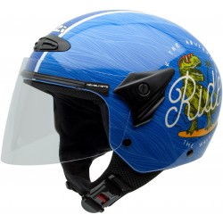 Casco NZI Helix II Junior DINORIDE