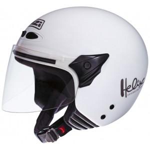 Casco NZI Helix II Junior WHITE