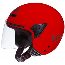 Casco NZI Helix II Junior RED