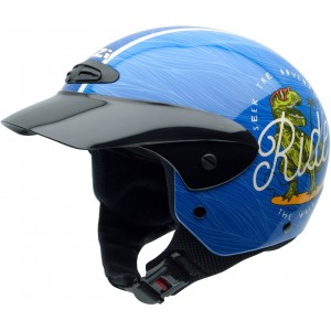 Casco NZI Single II Junior DINORIDE