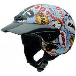 Casco NZI Single II Junior BOOM