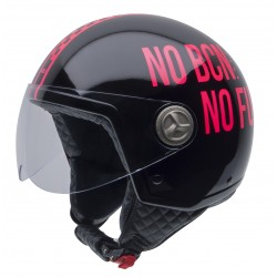 Casco NZI Zeta BCN NO FUN