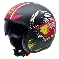 Casco NZI ROLLING SUN WWE Ultimate Warrior SPEED