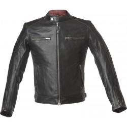 Chaqueta Piel By City Street Cool Negra