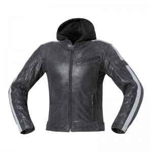 Chaqueta HELD MADISON Negro-Gris