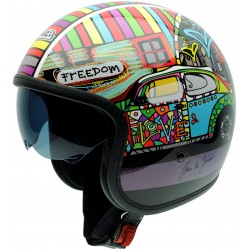 Casco NZI ROLLING SUN Dream Big Beatle