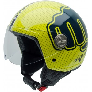 Casco NZI ZETA EMOJI FULL SPEED