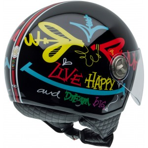 Casco NZI ZETA DREAM BIG HAPPY