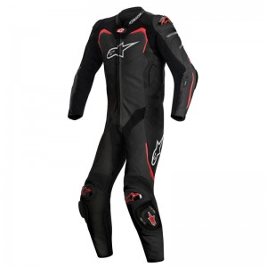 Mono Alpinestars GP Pro Tech Air 1 pieza Negro Rojo