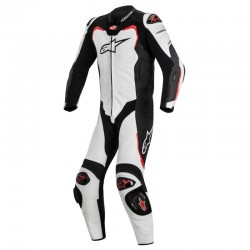 Mono Alpinestars GP Pro Tech Air 1 pieza Negro Blanco Rojo