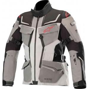 Chaqueta textil Alpinestars Revenant Gore-Tex Pro Tech-Air Negro Antracita Rojo