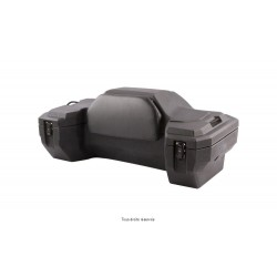 Top Case Quad 82L Negro Mate S-Line