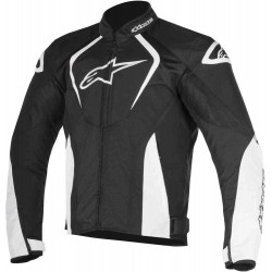 Chaqueta Alpinestars T-Jaws V2 Air Blanco Negro
