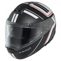 Casco Held by Schuberth H-C4 Tour Negro / Blanco