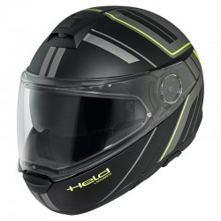 Casco Held by Schuberth H-C4 Tour Negro / Fluor