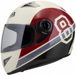 Casco NZI VITAL GRAPHICS OTTO BONE