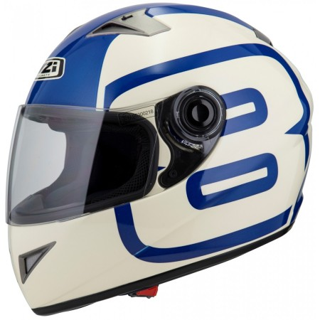 Casco NZI VITAL GRAPHICS EIGHT BONE