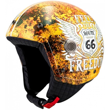 Casco NZI TONUP GRAPHICS FEEL
