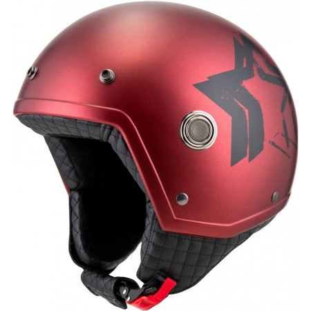 Casco NZI TONUP GRAPHICS STARMET