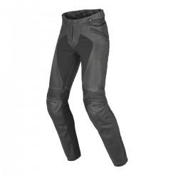 Pantalón Piel Mujer Dainese Pony C2 Negro