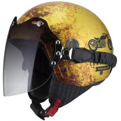 Casco NZI TONUP VISOR GRAPHICS LEAGUE