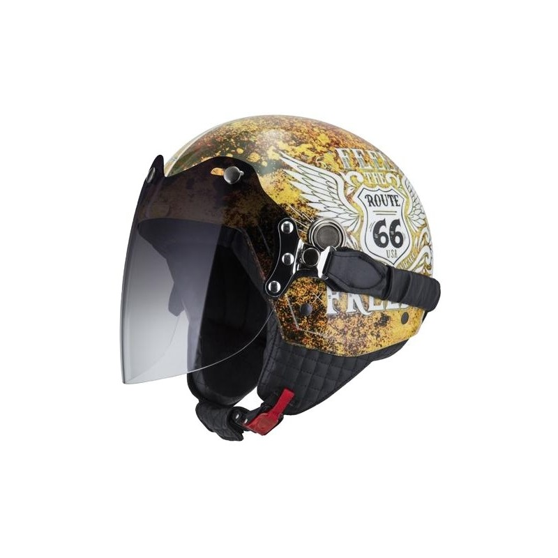 Casco NZI TONUP VISOR FEEL