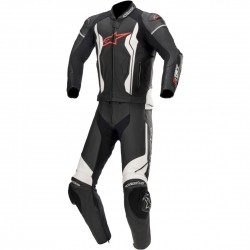 Mono Alpinestars GP Force Negro / Blanco 2P