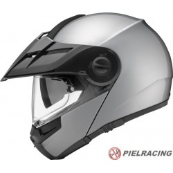 Casco Schuberth E1 Plata