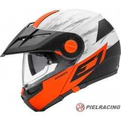 Casco Schuberth E1 CROSSFIRE NARANJA