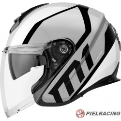 Casco Schuberth M1 FLUX Plata