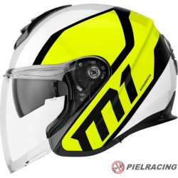 Casco Schuberth M1 FLUX Amarillo