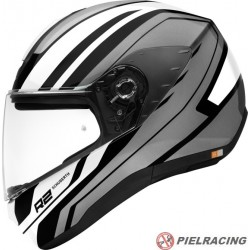 Schuberth R2 ENFORCER GRIS BRILLO