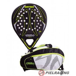 Pack Padel Session Matrix 3, Pala + Paletero