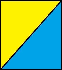 Amarillo-Azul