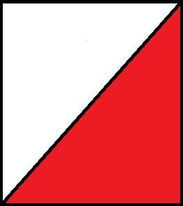 Blanco-Rojo