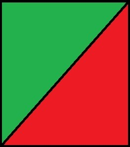 Verde-Rojo